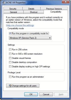 Installing ACNE on Windows7